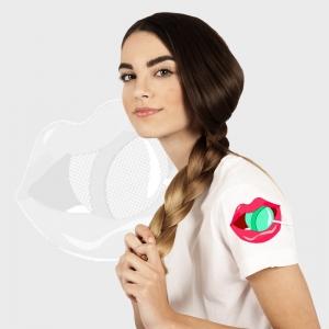 Camiseta mujer manga corta premium personalizada