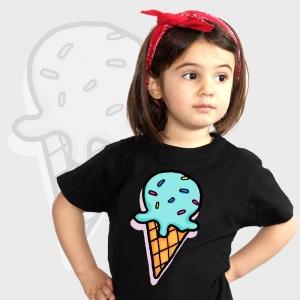 Camiseta niña manga corta