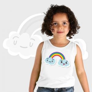 Camiseta niña tirantes personalizada