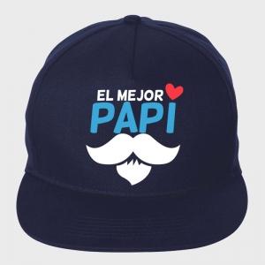 Gorra Día del Padre: el mejor papi