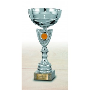 Trofeo con escudo y disco para sublimar