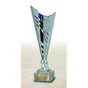 Trofeo Acrílico con estrellas