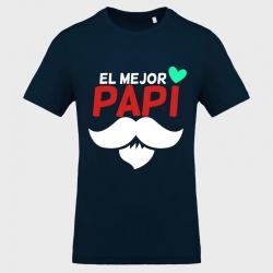 Camiseta Día del Padre: el mejor papi