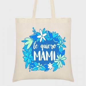 Bolsa tela Día de la Madre: La mejor madre del mundo