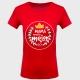 Camiseta Día de la Madre: mamá eres la mejor