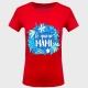 Camiseta Día de la Madre: te quiero mamá