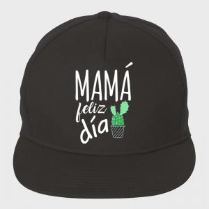 Gorra Día de la Madre: mamá feliz día