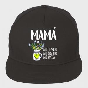 Gorra Día de la Madre: mamá mi ejemplo