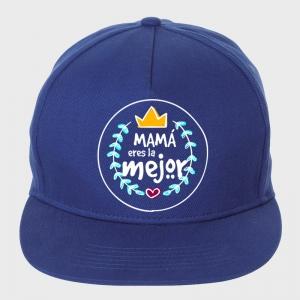 Gorra Día de la Madre: mamá eres la mejor