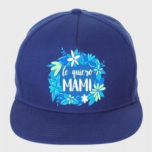 Gorra Día de la Madre: te quiero mamá