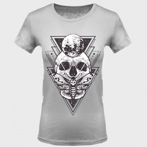 Camiseta mujer: mariposa