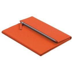 Carpeta con bloc de notas personalizada