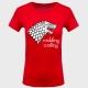 Camiseta despedida de soltera: wedding is coming