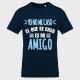 Camiseta despedida de soltero: yo no me caso