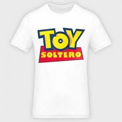 Camiseta despedida de soltero: toy soltero