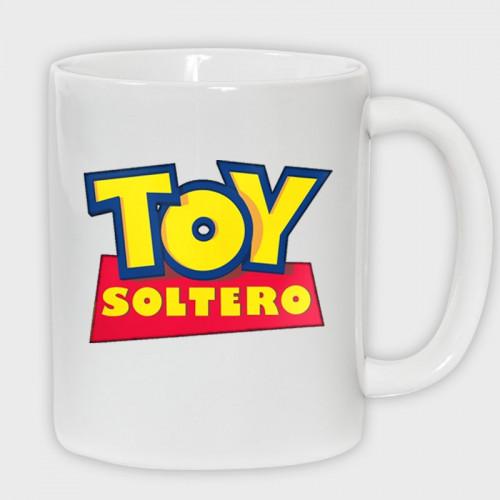 Taza despedida de soltero: toy soltero