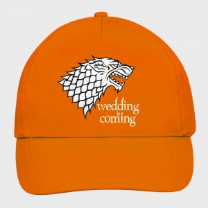 Gorra despedida de soltero: wedding is coming