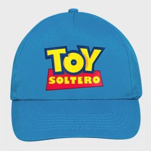 Gorra despedida de soltero: toy soltero