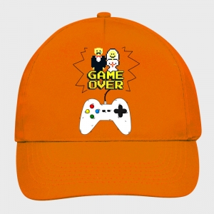 Gorra despedida de soltero: game over