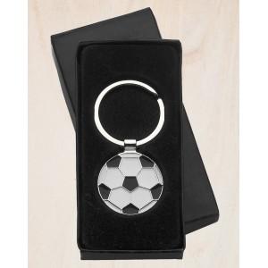 Llavero balón fútbol plano