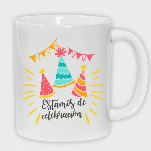 Taza Cumpleaños: estamos de celebración