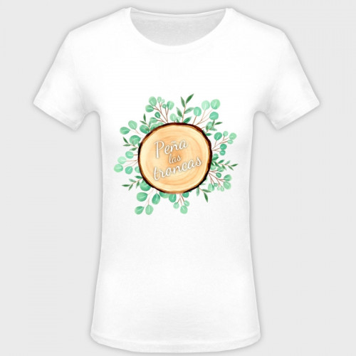 Camisetas para peñas: Las troncas