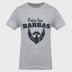 Camisetas para peñas: Los barbas