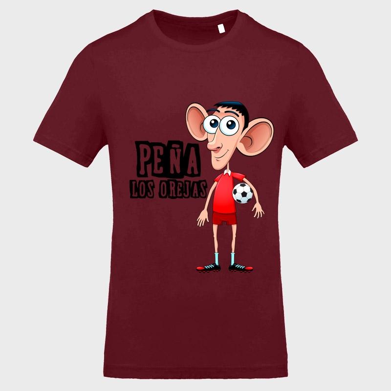 4077f0b44 Camisetas para peñas  Los orejas