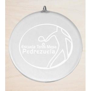 Medalla circular