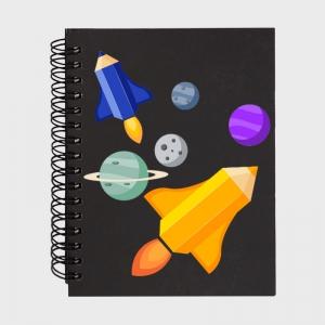 Libreta vuelta al cole: súper matemático