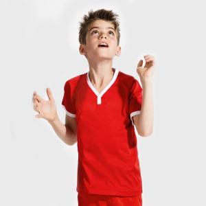 Camiseta deportiva clásica niño personalizada
