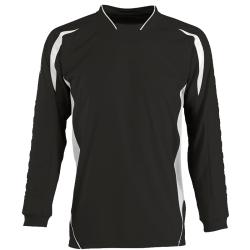 Camiseta deportiva portero niño personalizada