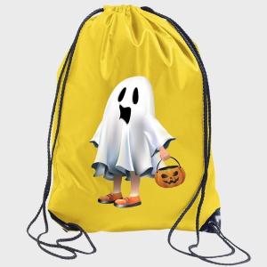 Gymsack halloween: fantasma