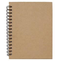 Cuaderno de rayas A6 personalizado